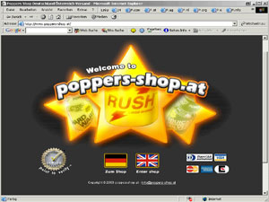 Poppers-Shop.at!